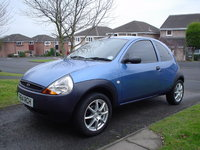 Picture of 1997 Ford Ka, exterior