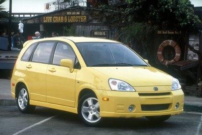 Picture of 2003 Suzuki Aerio