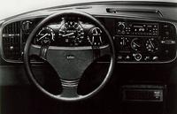 1984 Saab 900 picture, interior