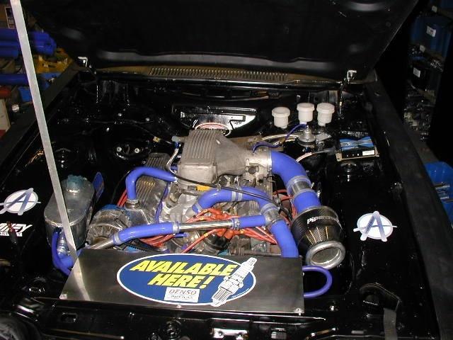 1980 Ford Capri, PRE BLOWER SHOT................, engine, gallery_worthy