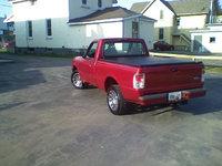 1995 Ford Ranger XL Standard Cab SB, 1995 Ford Ranger XL - Electric Currant Red *taken May 2008 *Mods: Custom Air Intake, Custom Exhaust, Cherry Bomb Turbo Muffler, P225/55/R16 Fuzion HRi tires on 16 ...