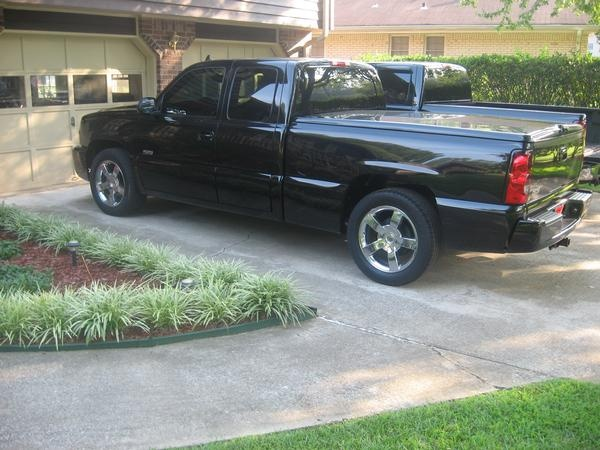 2006 chevrolet silverado ss pictures cargurus. Black Bedroom Furniture Sets. Home Design Ideas