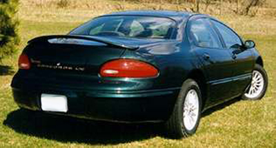 2000 Chrysler Concorde - Pictures - 2000 Chrysler Concorde LX pict ...