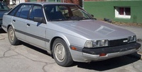 1983 Mazda 626 Overview