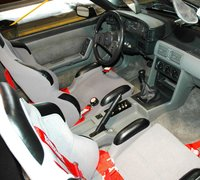 Picture of 1989 Ford Mustang GT Convertible RWD, interior, gallery_worthy