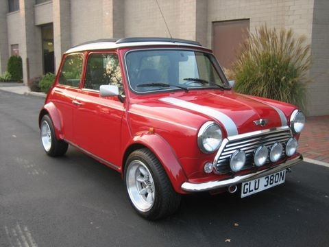 Picture of 1975 Austin Mini, exterior, gallery_worthy