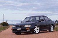 1996 Nissan Bluebird Overview