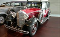 1935 Mercedes-Benz 770 Overview