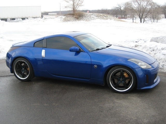 Picture of 2003 Nissan 350Z Track