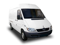 2006 Mercedes-Benz Sprinter, 2006 Dodge Sprinter Cargo 2500 High Roof 140 WB 3dr Ext Van picture, exterior