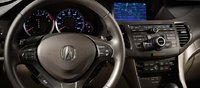 2009 Acura TSX, steering wheel, interior, manufacturer