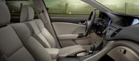 2009 Acura TSX, front seat, interior, manufacturer