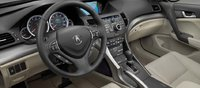 2009 Acura TSX, dashboard, manufacturer, interior