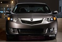 2009 Acura TSX, front of 09 Acura TSX, exterior, manufacturer
