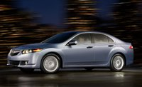 2009 Acura TSX, side view, manufacturer, exterior