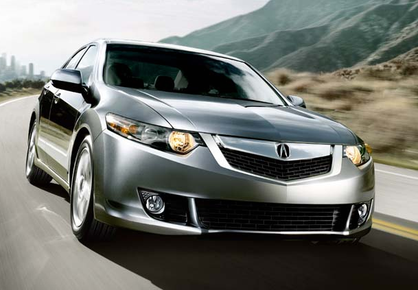 2009 Acura Tsx Overview Cargurus
