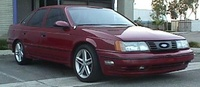 Picture of 1991 Ford Taurus GL, exterior