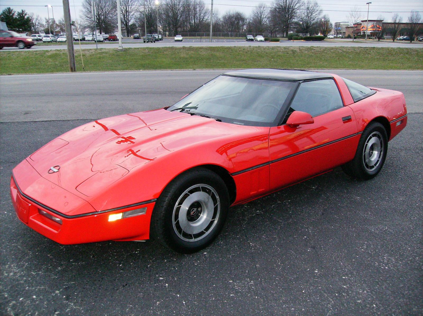 1985 chevrolet corvette pictures cargurus. Black Bedroom Furniture Sets. Home Design Ideas