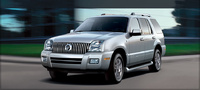 2008 Mercury Mountaineer, manufacturer, exterior
