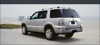2008 Mercury Mountaineer, 08 Mercury Mountaineer, exterior, manufacturer