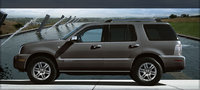 2008 Mercury Mountaineer, side view, exterior, manufacturer