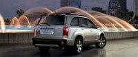2008 Suzuki XL-7, back view, exterior, manufacturer