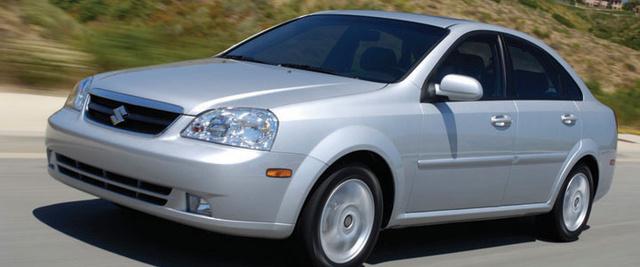 08 Suzuki Forenza