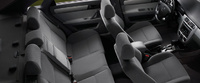 2008 Suzuki Forenza, seating , interior, manufacturer