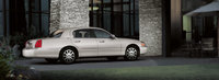 2008 Lincoln Town Car, side view, exterior, manufacturer