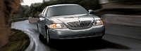 2008 Lincoln Town Car, front view, exterior, manufacturer