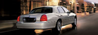 2008 Lincoln Town Car, back view, exterior, manufacturer