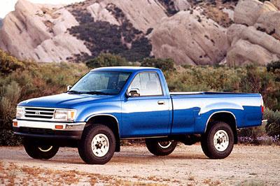 1995 toyota pickup specs