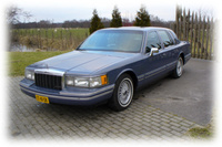 1991 Lincoln Town Car Picture Gallery