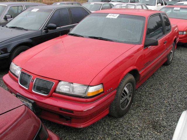 Pontiac Grand Am Dr Se Coupe Pic X