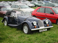 2001 Morgan Aero 8 Overview