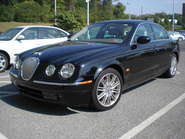 2005 Jaguar S Type Pictures Cargurus