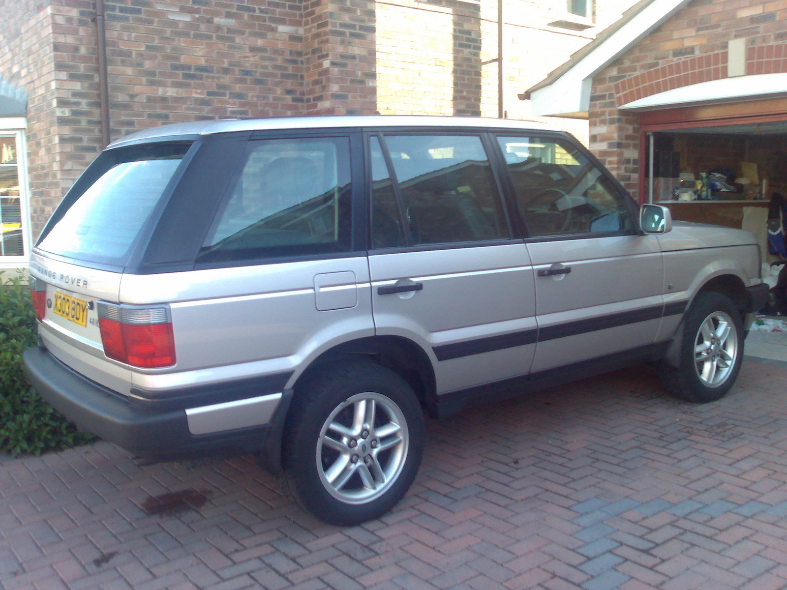 2002 Land Rover Range Rover Pictures Cargurus