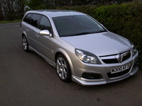 Picture of 2005 Vauxhall Vectra, exterior