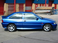 1998 Ford Escort 2 Dr ZX2 Hot Coupe picture, exterior