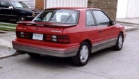 1991 Dodge Shadow 2 Dr ES Turbo Hatchback picture, exterior