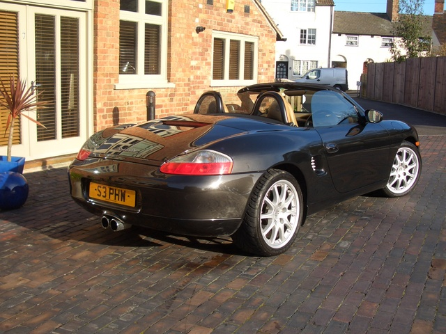 Picture of 2002 Porsche Boxster, exterior, gallery_worthy