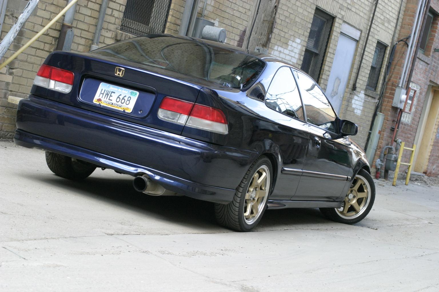1996 Honda Civic Coupe Pictures Cargurus