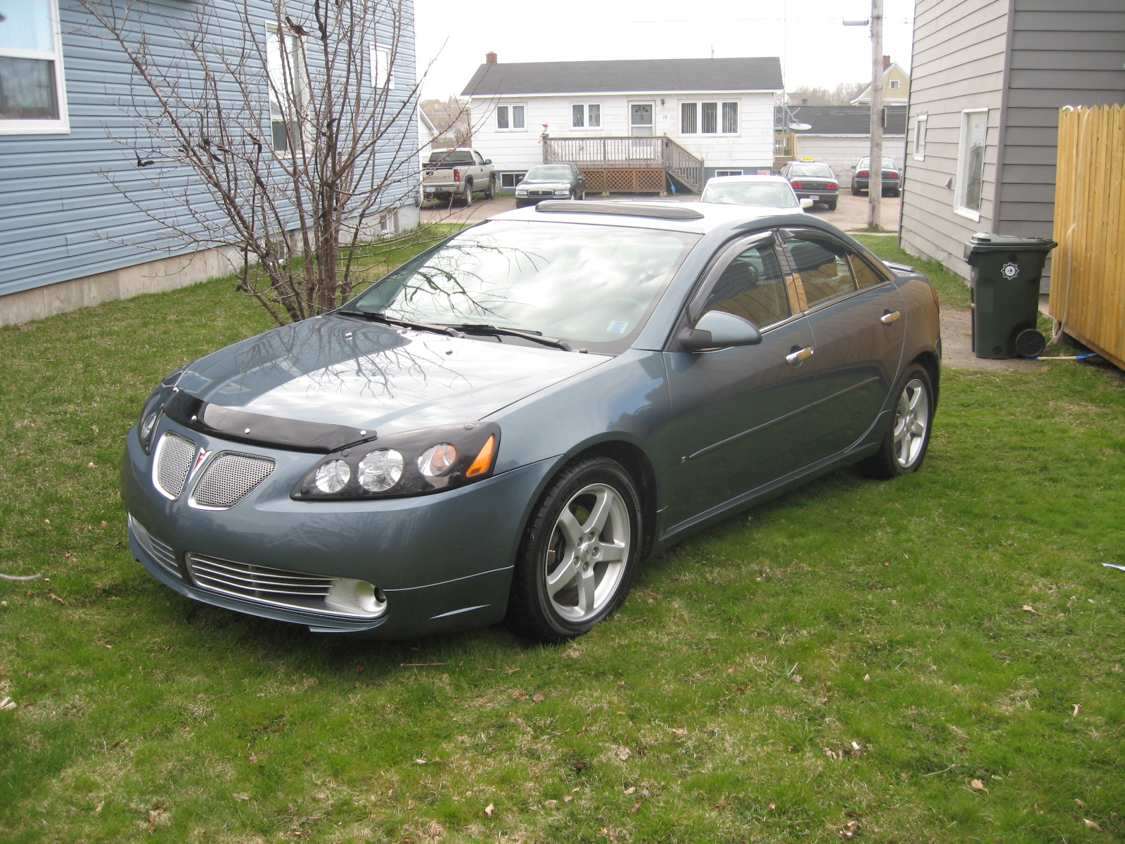 2006 pontiac g6 gt picture exterior. Black Bedroom Furniture Sets. Home Design Ideas