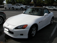 2003 Honda S2000 Picture Gallery