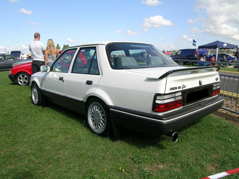 1988 Ford Orion - Pictures - 1988 Ford Orion picture - CarGurus