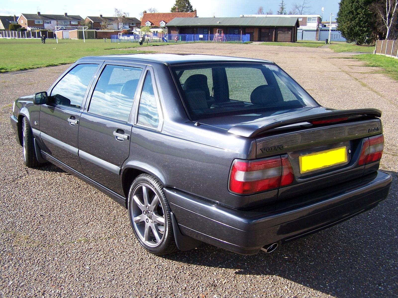 1996 Volvo 850 Pictures Cargurus