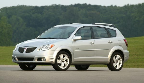 Picture of 2006 Pontiac Vibe