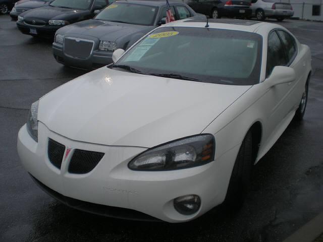 Pontiac grand prix 05