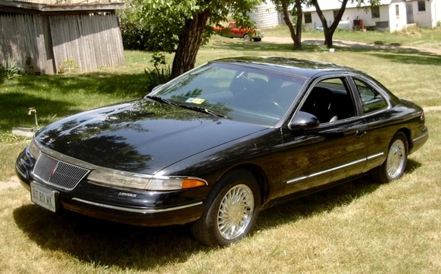 1994 lincoln mark viii pictures cargurus. Black Bedroom Furniture Sets. Home Design Ideas