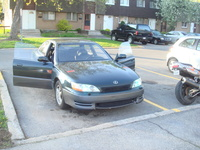 1995 Lexus ES 300 Base, 1995 Lexus ES 300 4 Dr STD Sedan picture, exterior